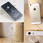 3pcs Stars Gagon Love Front+Back Film Foil Screen Protector for iPhone 5 5G 5S