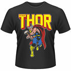 MARVEL COMICS The Mighty Thor Leap Hammer Avengers T-SHIRT NEU