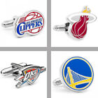 Choose Your NBA Basketball Team Executive Cufflinks - Set of 2 with Box