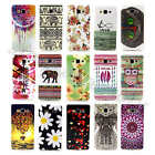 For Samsung Series Colorful TPU Rubber Classical Design Soft Silicone Case Cover