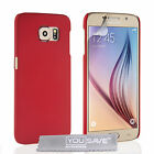 Yousave Accessories Samsung Galaxy S6 Best Hard Tough Fitted Phone Case Cover