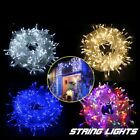 10M 20M 30M 100M 200M LED String Fairy Lights Xmas Wedding Party Indoor/Outdoor