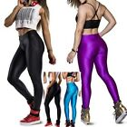 Women's Push Up Athletic Apparel Legging Soft Yoga Running Sport Pants Size L