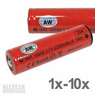 AW IMR 18650 AUTHENTIC Rechargeable Batteries High Drain Li-mn 2000mah 3.7W Lot