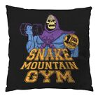 Snake Mountain Gym Baumwoll Kissen 28cm masters he universe man skeletor anime