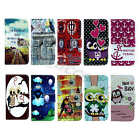Chic Shockproof Stand Card Wallet Faux Leather Fitted Case Cover Fr Apple iPhone