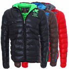 Geographical Norway Chelsea Men's Jacket Quilted Down Jacket