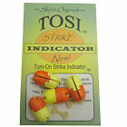 Turn On Trout Fly Fishing Strike Indicators  Choose Medium or Large