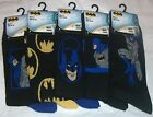 Mens Novelty Batman Socks  Uk 6-11  Euro  39-45  New