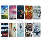 For Apple iPhone Faux Leather Top Selling Card Wallet Stand Protector Case Cover