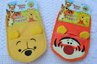 PJs BABY DISNEY WASH PUPPET MITT POOH BEAR  TIGGER MAKE BATH FUN NEW