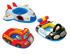 Toddler Baby Kids Inflatable Swimming Float Ring Seat New Raft Cruiser Boat Toy