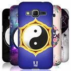 HEAD CASE DESIGNS YIN AND YANG HARD BACK CASE FOR SAMSUNG GALAXY CORE PRIME G360