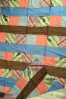 Actual patchwork cotton mix fabric : 190x120cm wide remnant,