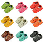 Baby Infant Unisex Tassel Soft Sole Leather Shoes Toddler Moccasin 0-24 Months