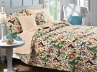 Greenland Home Fashions Safari Park Quilt Set