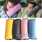 Baby kids Car Auto head Pillow Seat Belt Harness Shoulder Pad Cover Support