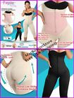 Full Body Thermal Shaper, Girdle Control Capri, Fajas Termicas, Z11