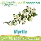 earthessence MYRTLE ~ CERTIFIED 100% PURE ESSENTIAL OIL ~ Therapeutic Grade