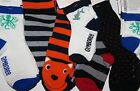 NWT Gymboree Baby Toddler Boy Two Pack Pattern Socks 6 12 18 24 2 3 4 5 ONE
