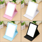 Portable Folding Lady Girl Travel Makeup Compact Hand Cosmetic Pocket Mirror New