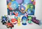 Disney Inside Out Movie Figure Set Toy of 12 w 5 Emotions, Bing Bong, Jangles