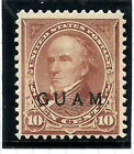 Guam Island #8 MINT-NH ~ Under  US Administration ~ Always Free USA Shipping!
