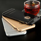 "Luxury Aluminum Ultra-thin Metal Case Cover For Apple iPhone 6 4.7"" Free Screen"