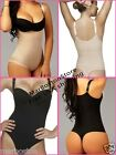 Vedette Colombian Thong Body Shaper, Fajas Reductoras Tanga Black - Nude 84