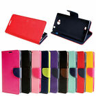 Magnetic Wallet PU Leather Card Stand Flip Case Cover For Asus Zenfone Model