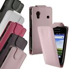 Flip Magnetic Leather Pouch Case Cover Hard Shell For Samsung Galaxy Ace S5830
