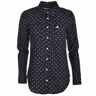 SoulCal Womens Ladies Cal Daisy Print Long Sleeves Button Up Shirt Casual