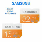 samsung SD 16/32GB EVO 48MB/s C10 Secure Digital Camera Memory Card Wholesale ME