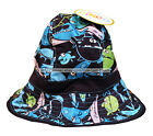 CIRCO Baby Boy BLUE+GREEN Infant+Toddler BUCKET SUN HAT Fish+SHark *YOU CHOOSE*