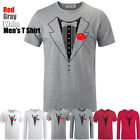 TUXEDO funny Humor Wedding Gift School Prom Suit Costume T-shirt Tops For Boys
