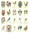 Daniel MacKai Bird Greetings Card with envelope lots of fab designs