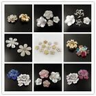 Assorted 3D Bling Blings Flowers for iPhone case DIY Accessory Embellishments