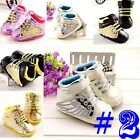 Non-slip Baby Birthday Boy Girl Shoe Sneaker Toddler Infant 0-6-18 Months #FU60