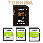 Toshiba SD Ultra Class10 64GB 32GB16GB 8GB Memory Card For Camera GPS Wholesale
