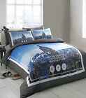American Bedding Duvet Cover Set NYC Night View Single Double King New York City