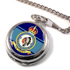 No. 121 Eagle Squadron Royal Air Force (RAF) ® Pocket Watch