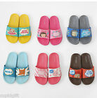 Hellogeeks Cute Animal Soft Two Two Slippers Beach Bedroom Home Room Indoor Pool