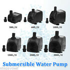 Submersible Aqua Aquarium Fountain Pond Marine Water Pump Fish Tank Pool