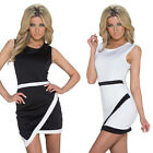 Sexy Women Slim sleeveless Cocktail Bodycon Bandage Clubwear Evening Dress N179