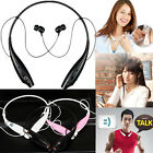 Wireless Bluetooth Handsfree Sport Stereo Headset Earphone Headphone For Phone