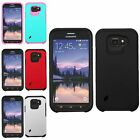 Hybrid Anti-Shock Protection Dual Layer Case Cover For Samsung Galaxy S6 Active