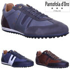 Pantofola D'Oro Scafati Low Mens Leather Trainers Uk Size 6 7 8 9 10 11 12