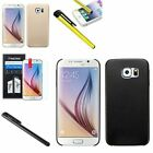 New Ultra Thin Slim Hard Back Shell Case Cover For Samsung Galaxy S6+Pen+Film