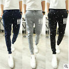 Men's Harem Pants Casual Jogger Dance Sportwear Baggy Slacks Trousers Sweatpants
