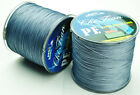 Dyneema 300M PE Strong Braid Fishing Line 4 Strands Wire Gray 12LB-140LB Spectra